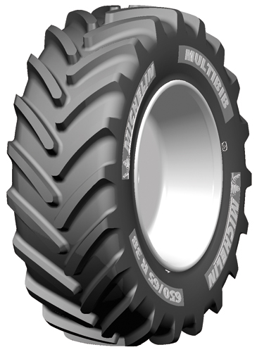 Шина Michelin AGRO 540/65R24 MULTIBIB