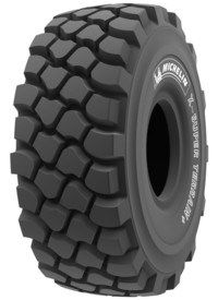 Шина Michelin 26.5R25 ** TL X-SUPER TERRAIN+